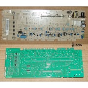 294671 'POWER BOARD FULL NO EPROM (VDR) (RF), зам.140843, 143098, 145693, 265589, 257724, 267522 {6}